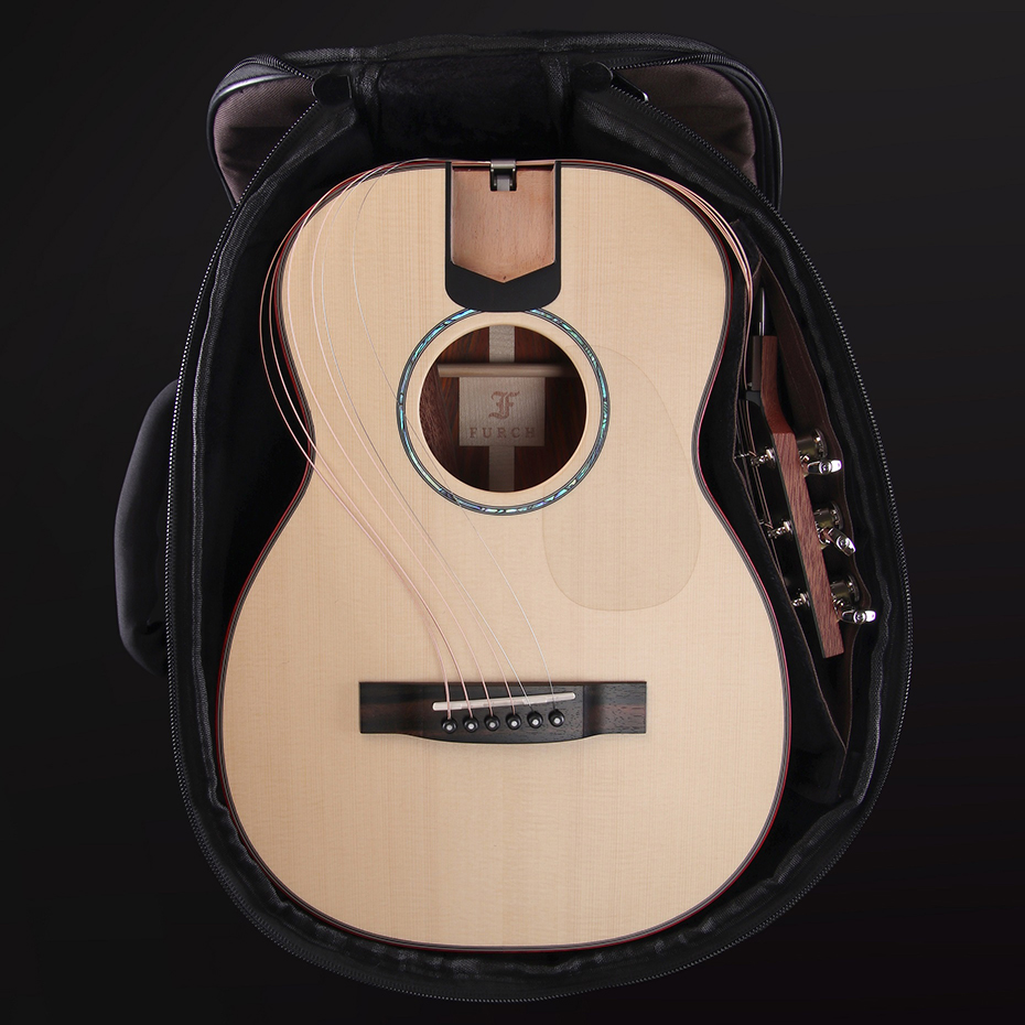 furch guitars little jane limited edition acoustic guitar